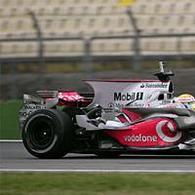 Formule 1 - McLaren: La MP4/23 a son aileron de requin