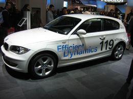 Stand BMW : 118d, 120d, 123d, 318d, 320d et 520d
