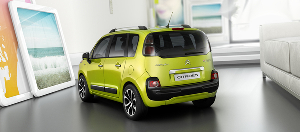 Citroën C3 Picasso : l'officiel ! (8 photos HD)