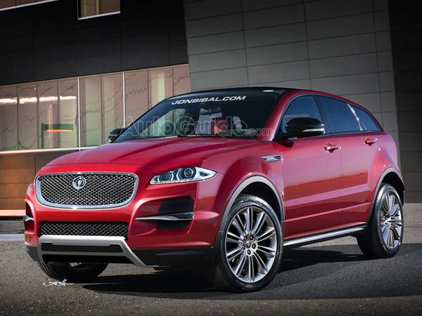 Futur SUV Jaguar : une hypothèse sensée