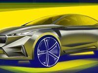 Salon de Genève 2019 - Skoda annonce le Vision iV, un concept de SUV électrique