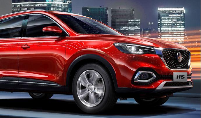 MG annonce un SUV hybride rechargeable puissant et accessible
