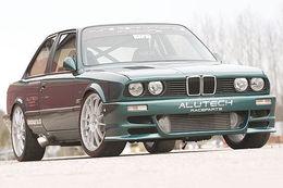 BMW 325i : 764 chevaux.. pour un 0 à 100 km/h en 2.5 secondes..