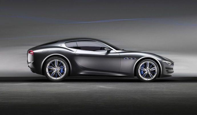 Maserati débuterait la production de l'Alfieri en 2020