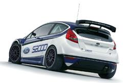 La nouvelle Ford Fiesta S2000 dévoilée