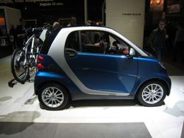 La Smart ForTwo Coupé cdi passion ? 88 g CO2/km