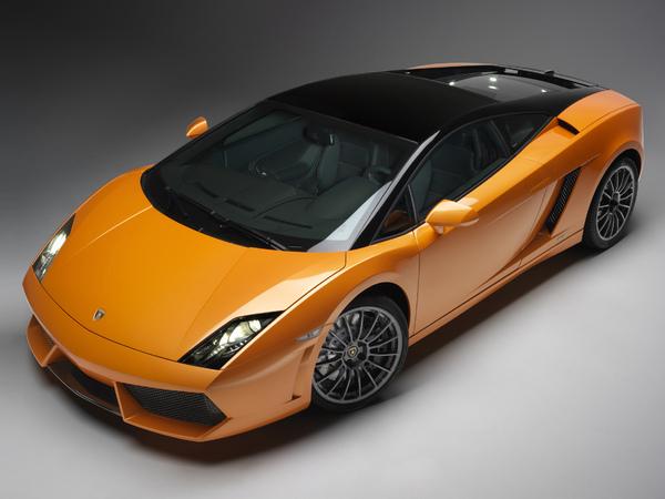 Série spéciale : Lamborghini Gallardo LP 560-4 Bicolore