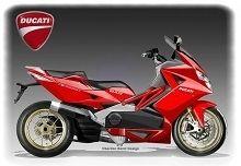 Actualité: Ducati n'est pas encore prêt à faire comme Kawasaki... Soit un scooter !