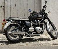 Actualité moto - Triumph: Une Bonneville réservée aux Anglais