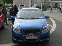 Chevrolet à la conquête de l'Europe avec ses modèles GPL