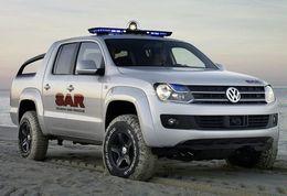 Nouveau Volkswagen Amarok : il débutera au Dakar