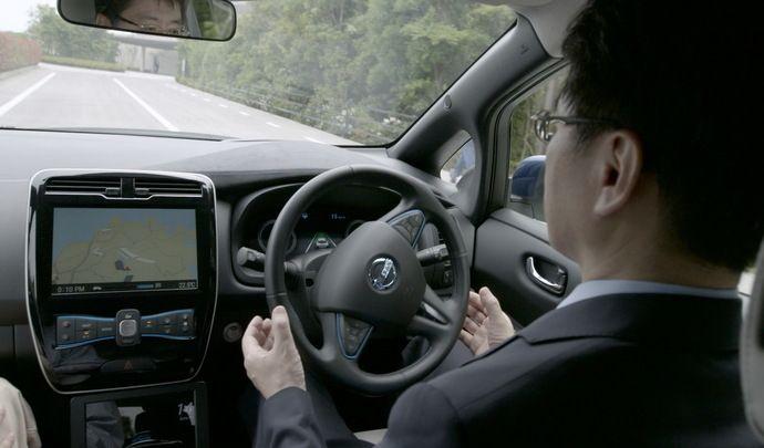 La première citadine autonome pourrait être une Nissan