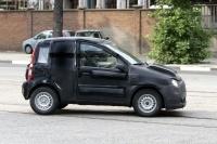 Future Fiat Topolino : le premier mulet