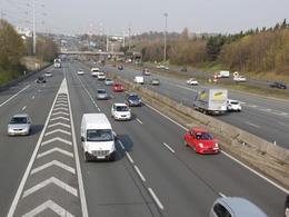 Ségolène Royal parle de la gratuité des autoroutes pour le week-end
