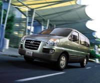 Le Hyundai H1 évolue