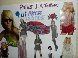 """(Minuit chicanes) """"Prius La Voiture Qui Attire LES MEUF"""""""
