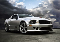 SMS 25th Anniversary Mustang Concept :  le cadeau de Steve Saleen