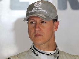 F1 : Michael Schumacher malade dans le simulateur Mercedes