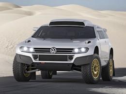 Volkswagen RaceTouareg Concept: pourquoi pas en petite série?