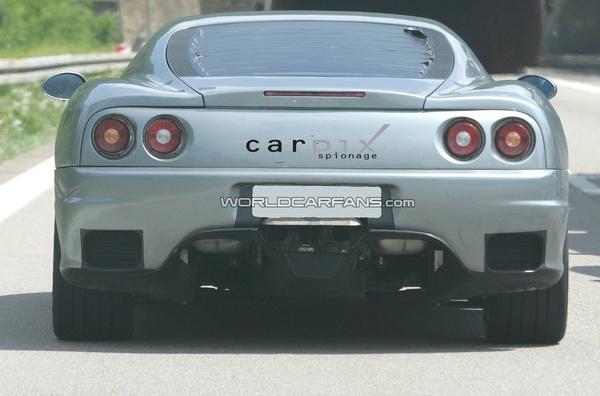 Un proto Ferrari mystère : quel moteur se cache là dessous ?