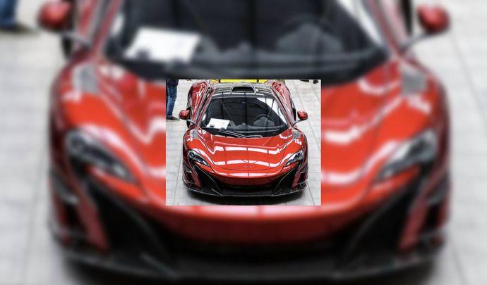 McLaren 688 : la nouveauté de la maison anglaise