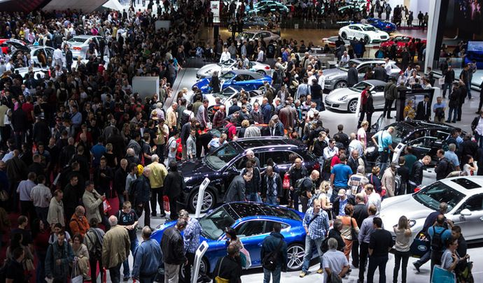 Mondial de l 39 auto 2016 l 39 inventaire des constructeurs for Salon de versailles 2016
