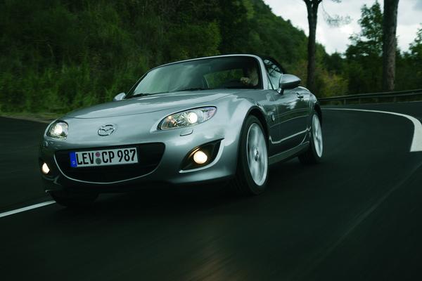 Week-end évasion en Mazda MX-5 1,8L MZR