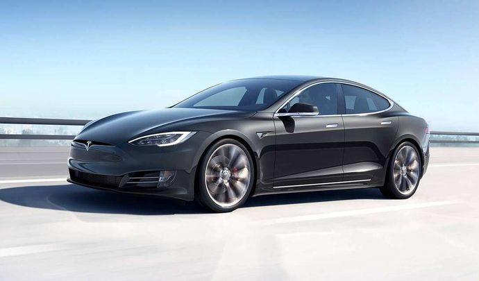 """La nouvelle Tesla Model S """"Plaid"""" disponible en France : 840 km d'autonomie et plus de 1000 ch"""