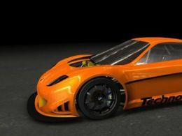 Hansen GTR: un V10 peut cacher un W12...