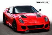 Ferrari préparerait bien une 599 GTO de 700 chevaux !