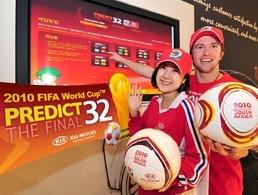 Faites vos pronostics pour la Coupe du Monde de football avec Kia