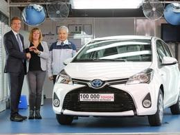 Brèves de l'éco - 100000 Toyota hybrides en France...