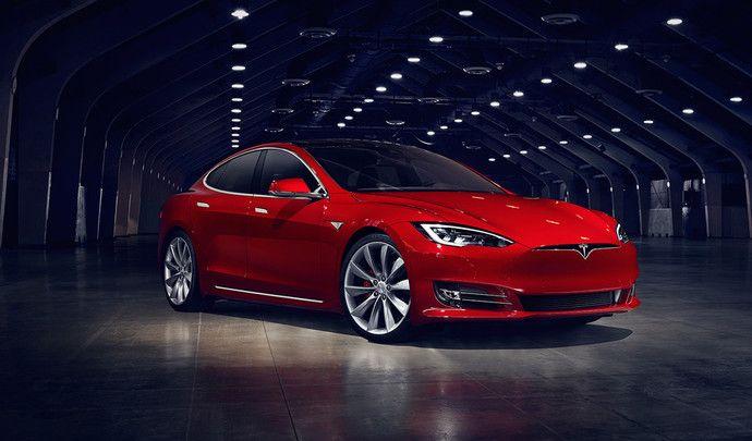 Tesla : la Model S avec plus de 600km d'autonomie