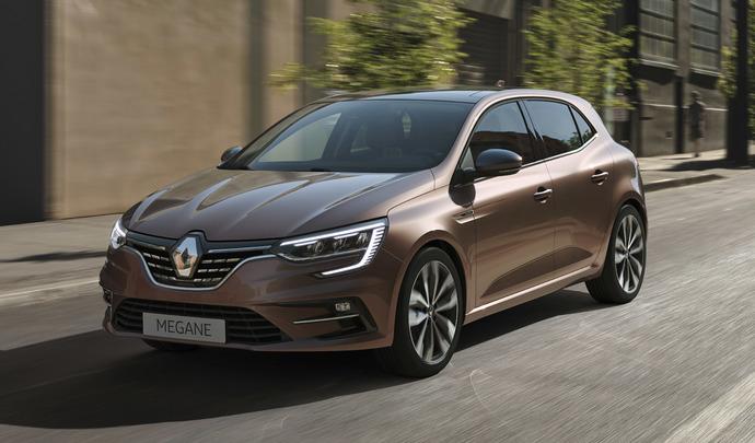 Future Renault Mégane: un crossover à l'étude
