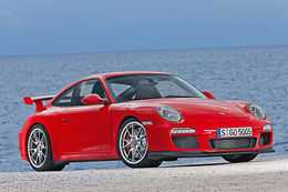 Genève 2009 : nouvelle Porsche 911 GT3, 435 ch et 118.500 euros (photos HD et vidéo)
