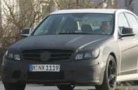 La nouvelle BMW M3 déjà menacée: future Mercedes C63 AMG