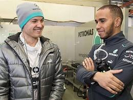 F1 : Hamilton aurait sous-estimé la vitesse de Rosberg selon Toto Wolff