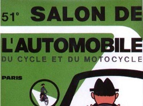 1954-2014 : 60 ans de salon de l'auto au journal télévisé