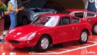 Miniature : 1/43ème - SIMCA-ABARTH coupé 1300