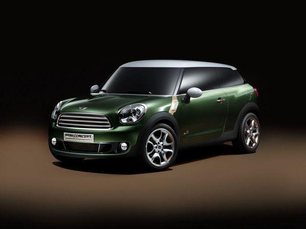 Le Mini Paceman sera produit par Magna-Steyr
