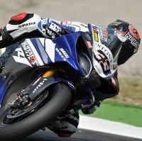 Superbike - Yamaha: Le duo d'Iwata s'est jaugé à Monza