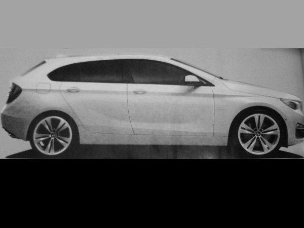 Future BMW Série 1 GT : voilà son profil