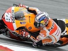 Moto GP - Malaisie qualification: Dani Pedrosa se réserve pour la course