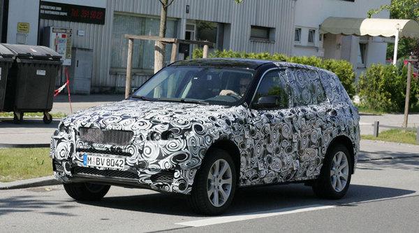 C'est la spygaille : BMW X1 ou BMW X3 ?