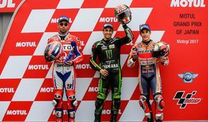 MotoGP - Japon J.2: un coup de maître pour Zarco