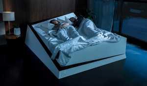 """Ford dévoile un lit avec option """"maintien dans la voie"""""""