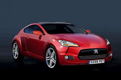 Peugeot prépare-t-il un petit coupé ?