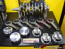 Stroker Kit Jun, pour donner du coffre à la Nissan GTR