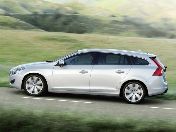 Genève 2011 : une Volvo V60 Plug-in Hybrid prête à produire
