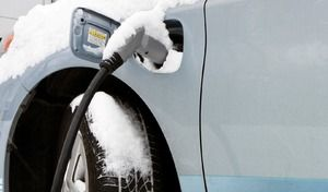 Voiture électrique : jusqu'à 41% de perte d'autonomie par temps froid